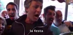 fiorello prandelli d'Italia inno di mameli nazionale mondiali 2014 uruguay