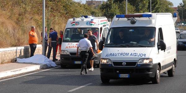 Tursi, incidente sulla Fondovalle dell'Agri | Il bilancio è di un morto e tre feriti