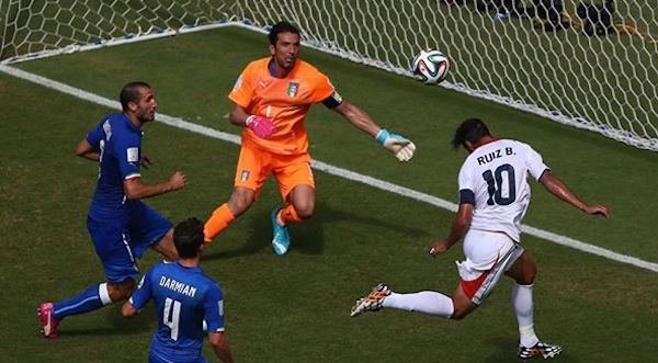 Mondiali, gli highlights di Italia – Costa Rica /VIDEO