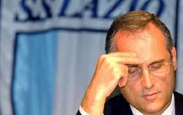 """Lazio, Lotito nella bufera per la visita alla Sinagoga  Lui si difende: """"Mai detto 'famo sta sceneggiata'"""""""