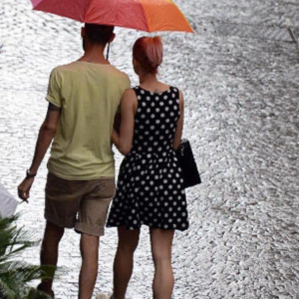 Bye bye estate, cominciano i fenomeni autunnali   Settimana di maltempo dal Nord al Sud d'Italia