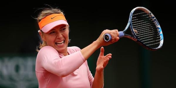 "Tennis, Roland Garros: niente wild card a Sharapova. ""No a chi rientra da squalifica per doping"""