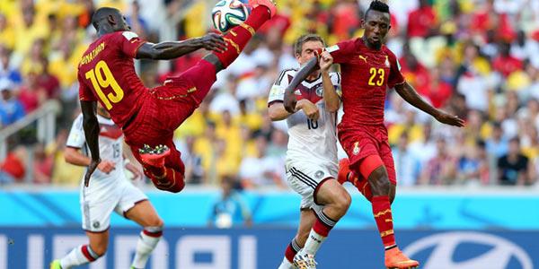 Il ghana fa paura la germania frena 2 a 2 il solito klose salva i tedeschi dalla sconfitta - La germania cucine opinioni ...