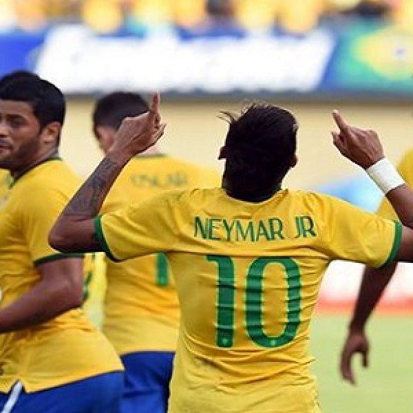 Russia 2018, ecco i 23 convocati del Brasile