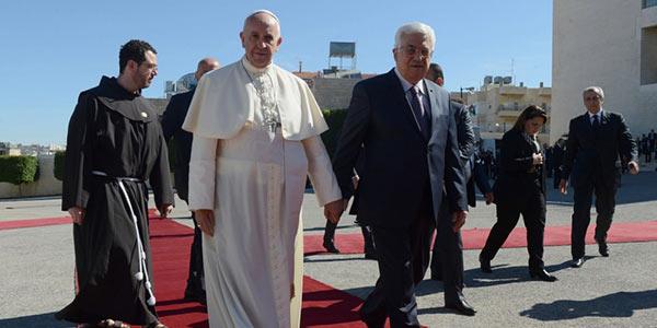 La Palestina apre l'ambasciata in Vaticano