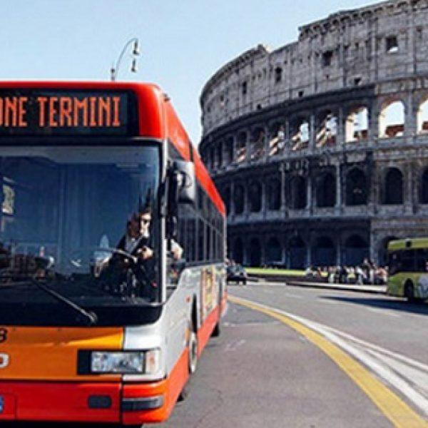 Roma, giornata di 'passione': sciopero del trasporto pubblico