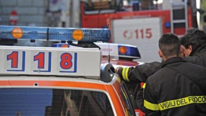 Rogo in una galleria ferroviaria sulla Napoli-Salerno: 5 feriti