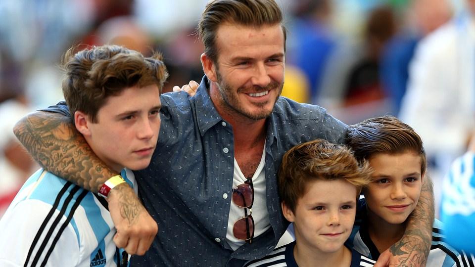 David Beckham resta senza patente: ecco perché