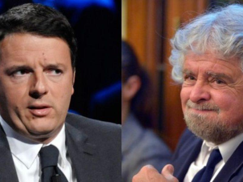 Renzi Grillo, Paiattfaorm web bob copia Movimento 5 Stelle, seconda giornata lavori Lingotto. Lingotto Renzi, Matteo Renzi, Lingotto PD