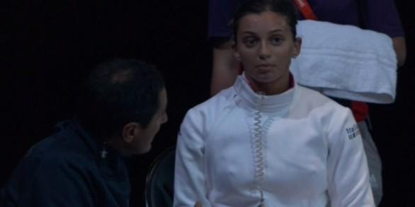 Scherma: l'Italia continua a stupire   Oro nella spada per Rossella Fiamingo