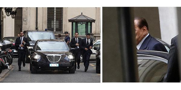 """Vertice a Palazzo Chigi tra Renzi e Berlusconi   Guerini: """"Regge l'accordo sulle riforme"""""""