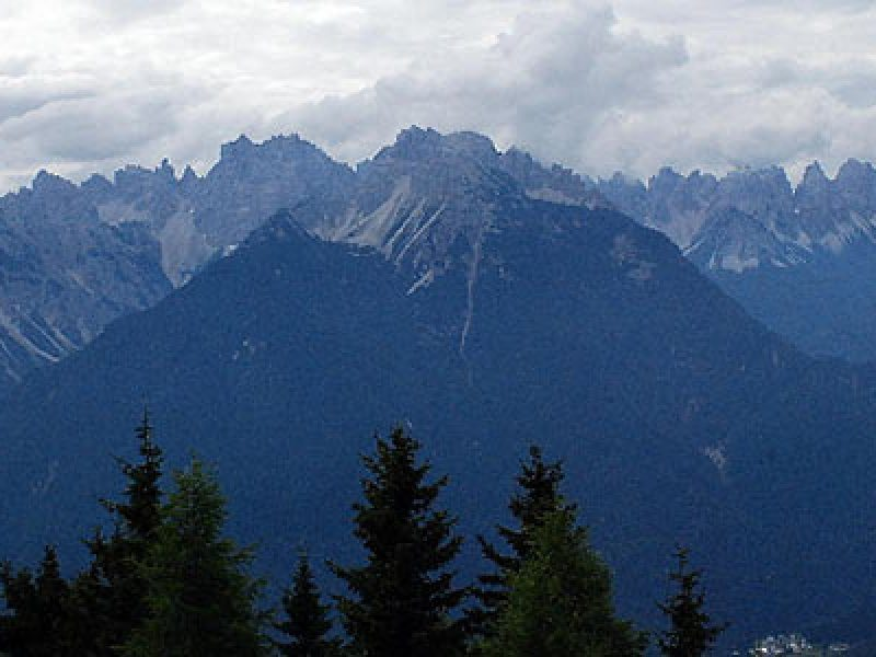 due scialpinisti cadono in crepaccio, valle d'aosta cadono in un crepaccio