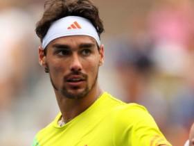 fabio fognino , Fognini-Mannarino, US Open, tennis, tennis italiano, sport, Italia, Fognini perde