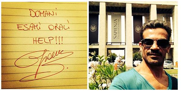 Gianni Sperti si iscrive all'università | Dopo il diploma mantiene la promessa della laurea