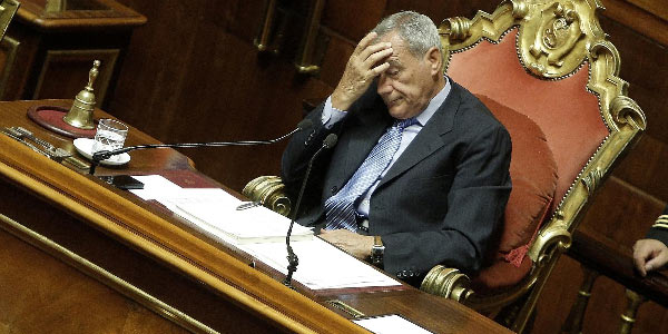 Ostruzionismo riforma senato si24 for Calendario lavori senato approvazione