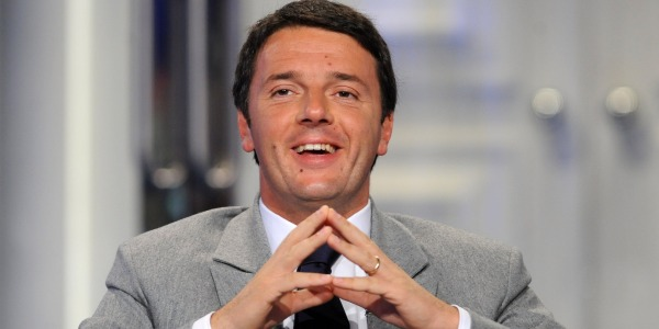 """""""Renzie"""" a Grillo: """"Caro Beppe, hai un colpo di sole"""""""