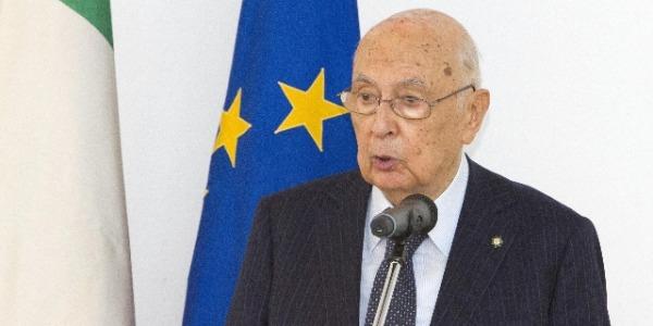 """Appello di Napolitano all'Ue: """"Basta rigore, punti su nuove politiche di crescita"""""""