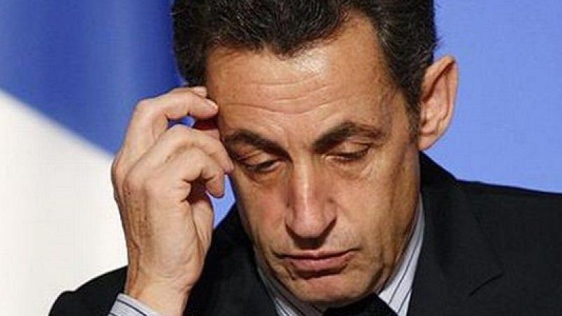 La parabola discendente di Nicolas Sarkozy