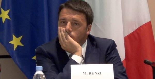Sondaggio Ixè, cala di due punti la fiducia in Renzi