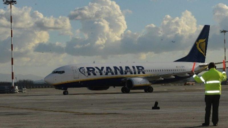 I dipendenti di Enav e Ryanair oggi in sciopero | E la compagnia low-cost riconosce i sindacati