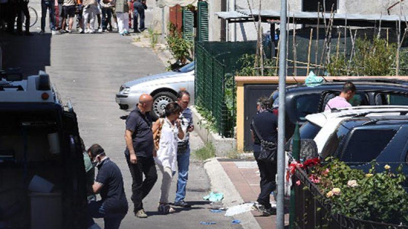 Sparatoria a Perugia, quattro feriti gravi |Si tratta di un tentato omicidio-suicidio