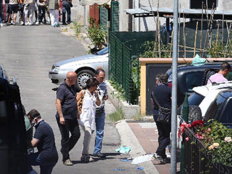 sparatoria perugia killer morto donazione organi trapianti in tutta italia
