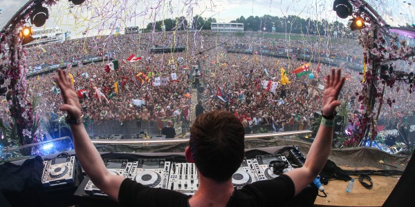 tomorrowland 2014 video live streaming evento set lineup line up