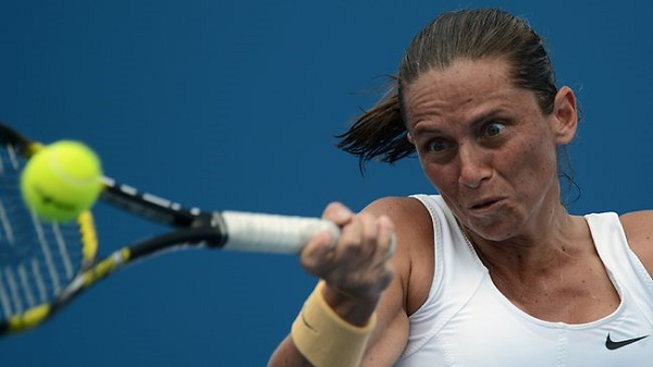 Tennis, Indian Wells: Roberta Vinci infortunata al tendine d'achille. Avanti tutti i big