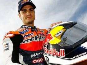 Braccio Pedrosa, Casey Stoner, Dani Pedrosa, Honda, HRC, moto gp, Problemi braccio Pedrosa, Ritiro Dani Pedrosa