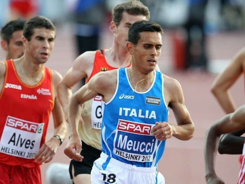 Daniele Meucci, atletica, atleti assolti doping, lista atletii assolti doping, Doping Italia, Doping atletica Italia, nazionale italiana atletica