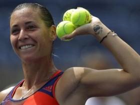 Flavia Pennetta, US Open, USA, Tennis, tennis italiano, Pennetta-Rogers