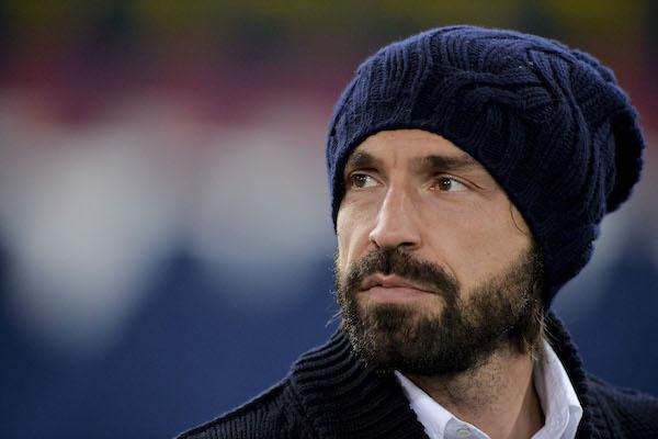 Juventus, brutto colpo per Andrea Pirlo: trauma distorsivo all'anca e stop di un mese