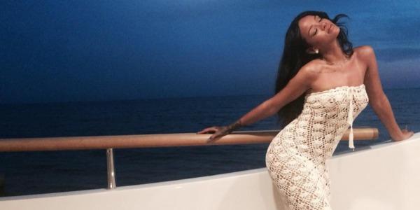 Gossip, Rihanna alle isole Eolie a bordo di uno yacht