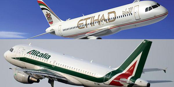 "Alitalia ed Etihad convolano a nozze   Ma sono centinaia i dipendenti ""malati"""