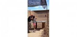 bambina di 9 anni uccide istruttore poligono di tiro arizona mitraglietta