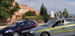 carabinieri guardia di finanza truffa brolo sette arresti