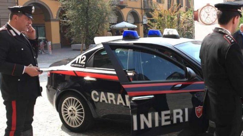 Blitz in un campo nomadi di Lamezia Terme, 5 arresti