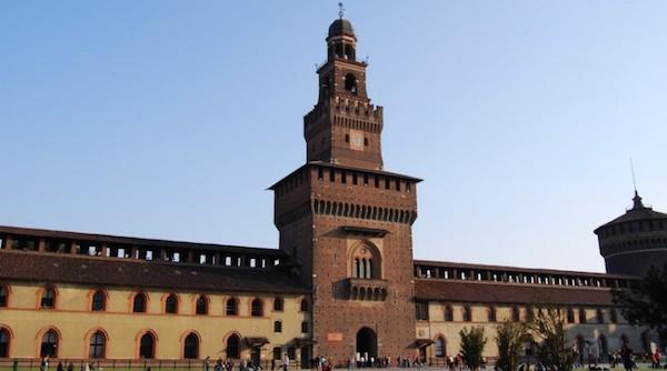 Milano, rubati tre dipinti dal Castello Sforzesco   Le opere del '400 erano nella Sala Ducale