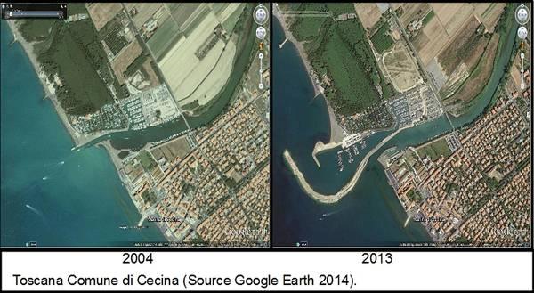 """""""Cemento coast to coast"""" da Nord a Sud /FOTO   Nel dossier del Wwf 25 anni di natura cancellata"""