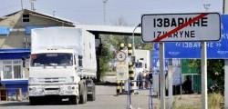 convogli umanitari russi entrano ucraina invasione mosca kiev