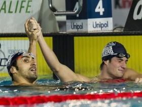 Andrea D'Arrigo, D'Arrigo, nuoto, europei di nuoto, medaglia di bronzo nel nuoto