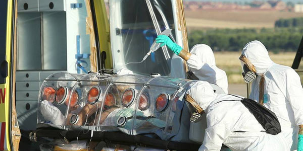 Ebola, è catanese il medico contagiato $