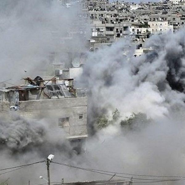 Gaza, l'esercito israeliano attacca 6 postazioni di Hamas