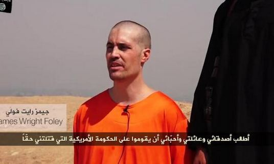 Iraq, il video choc della decapitazione del reporter James Foley