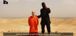 isis, iraq, james foley, decapitato, yazidi, stato islamico contro usa, ucciso giornalista usa, video choc decapitazione, decapitato