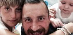 Luca Giustini, Giustini, Papà killer, padre accoltella figlia di 18 mesi, omicidio Ancona, ancona