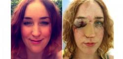 mary brandon notting hill carnival picchiata foto facebook