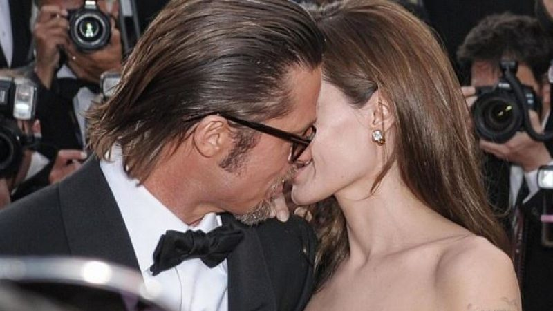 Le confidenze di mamma Angelina e papà Brad