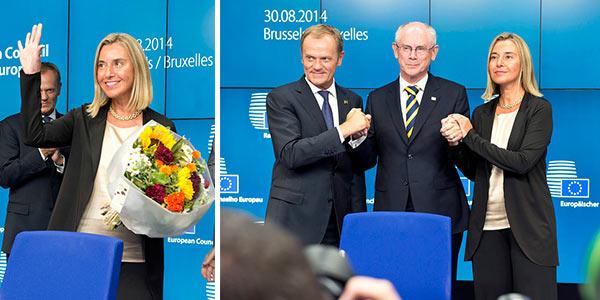 Federica Mogherini è la nuova Lady Pesc | Guiderà la politica estera dell'Ue