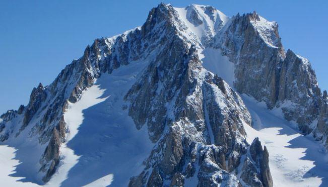 Elicottero Monte Bianco : Monte bianco dispersi due alpinisti il soccorso alpino